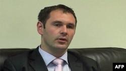 Ministar za povratak i zajednice u Vladi Kosova Radojica Tomić