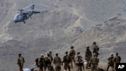 Afganistan'daki NATO birlikleri