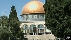 راهپیمایی فلسطینیان به یادبود از روز نکبت