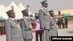 Shugaban Hukumar Kwastam ta Najeriya, Abdullahi Dikko Inde