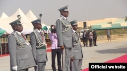 FILE - Nigeria's former customs chief Dikko Abdullahi (official website)