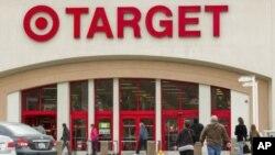 Tienda de la cadena Target en los Angeles, California.