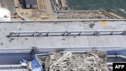 """АЭС """"Фукусима"""". Сразу после катастрофы."""