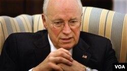 Mantan Wakil Presiden Amerika Dick Cheney (Foto: dok)