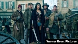 """Wonder Woman"" is most definitely not a flop. The film grossed $103.1 million at the box office in North America during its opening weekend in 2017. (Photo Courtesy Warner Brothers)"
