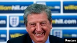Manager tim Inggris Roy Hodgson