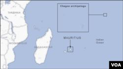 L'archipel des Chagos