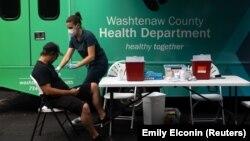 Vakcinacija protiv Covida u Sjedinjenim Državama, 7. august 2021.