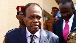 Déclaration d'Edem Kojo à la presse avec Top Congo FM