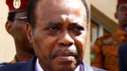 Edem Kodjo parle du dialogue en RDC lors d'une conférence de presse enregitrée par Top Congo FM