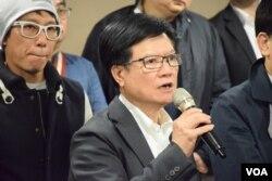國際唱片業協會(香港會)總裁馮添枝。(美國之音湯惠芸)