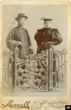 Historic photo dated circa 1890-1900