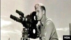 Norman Heč, ratni fotograf iz Drugog svetskog rata, dokumentovao je bitku kod Tarave.
