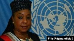 Fatma Samba Diouf Samoura (54 tahun), adalah perempuan dan orang non-Eropa pertama yang menjabat Sekjen FIFA (foto: dok).