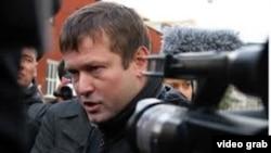 러시아 야당인사 레오니트 라즈보즈좌예프. (자료사진)