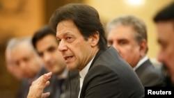 وزیر اعظم عمران خان (فائل فوٹو)