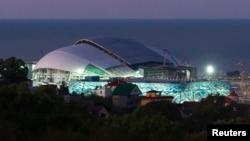 新建的菲齐特奥运场馆