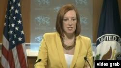 美国国务院发言人莎琪