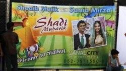 نمايشگاه های مربوط به مراسم ازدواج در هند رونق زيادی يافته است
