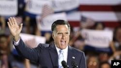ທ່ານ Mitt Romney