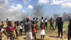 Revolta popular trava demolição de 80 casas em Benguela - 2:10