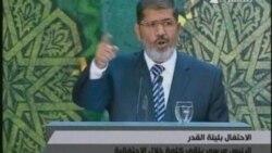 بازنشسته کردن وزير دفاع و کادر رهبری ارتش مصر توسط محمد مرسی