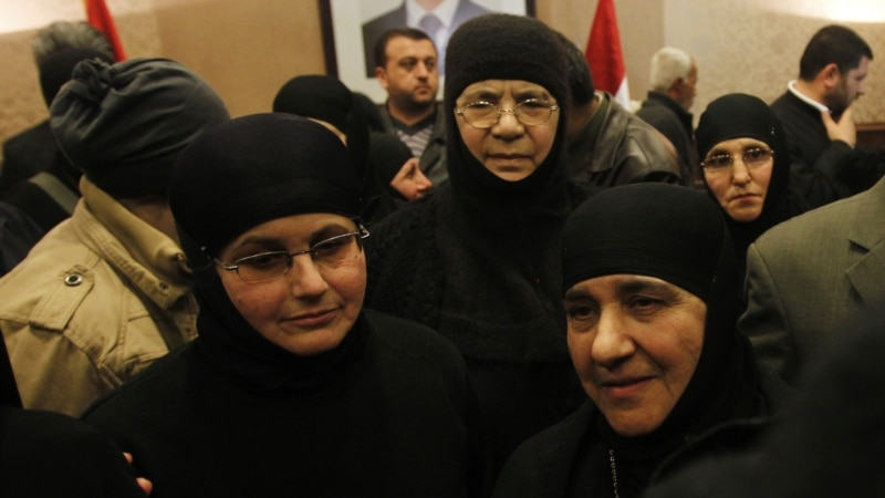 Nuns Return to Syria After Release