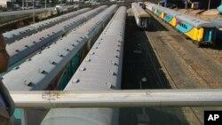 A terme, le nouveau chemin de fer reliera Nairobi à Kampala, Kigali, Bujumbura et Juba