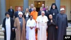Religion leaders