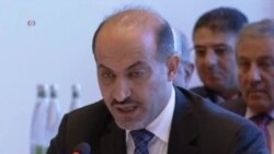 Oprečni stavovi na konferenciji o Siriji