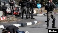 Sukobi Palestinaca i izraelskih bezbednosnih snaga na Zapadnoj obali