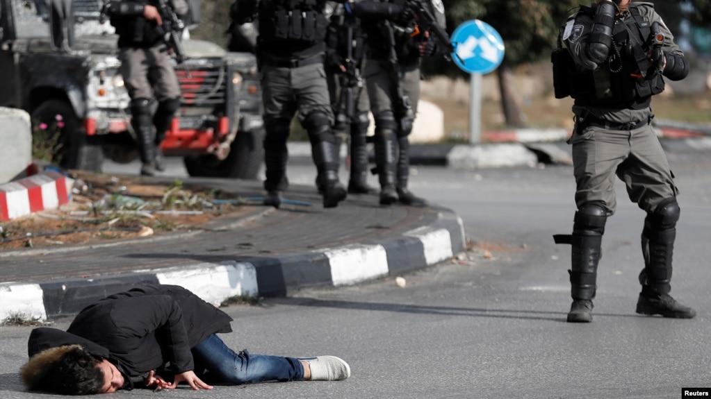 Lính Israel bắn chết 4, làm bị thương 160 người biểu tình Palestine (Trung Đông)