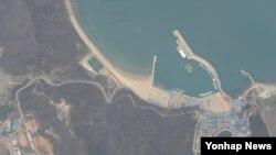 [포토갤러리] 파주/백령도 무인기 촬영 사진과 비행 경로