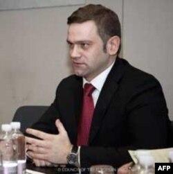 Šef pregovaračkog tima Beograda, Borko Stefanović