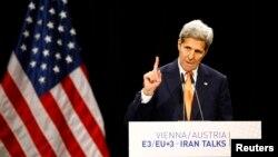 """Ngoại trưởng Kerry nói """"không có cuộc họp nào diễn ra mà chúng tôi không nêu lên vấn đề các công dân Mỹ đang bị cầm giữ."""""""