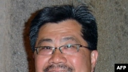沙加缅度二埠博物馆副馆长Steve Yee