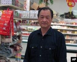 金山超市老板黄先生