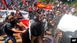 Демонстрації білих націоналістів у Вірджинії
