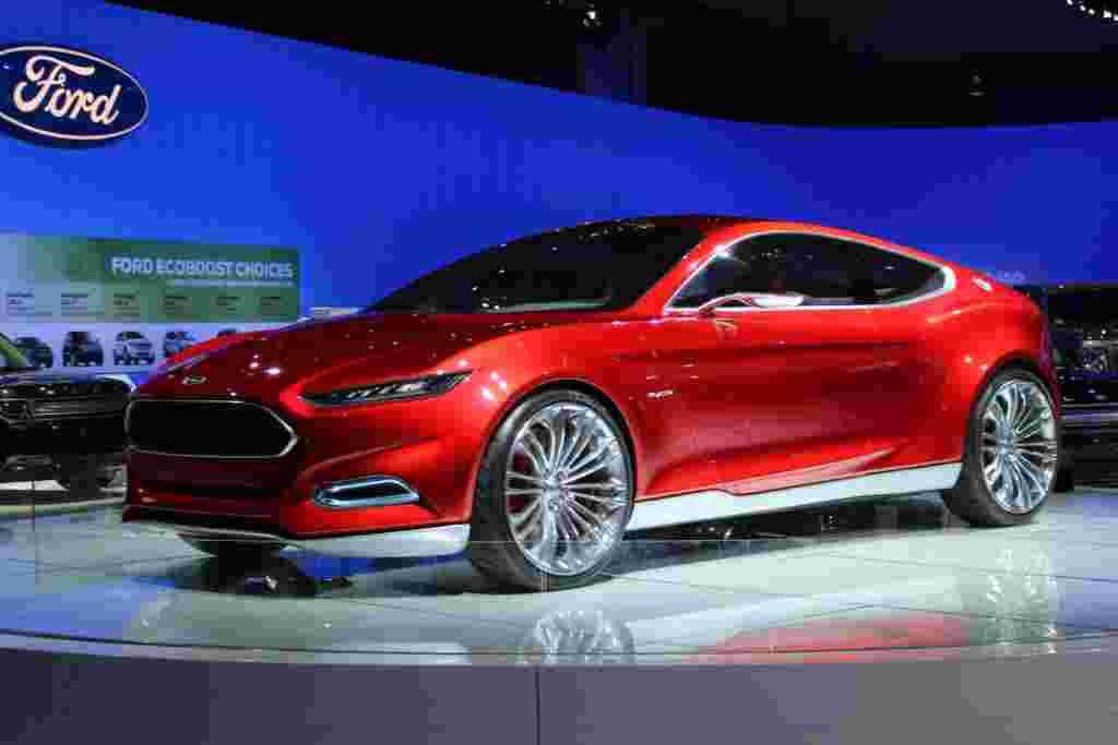 نمایشگاه اتومبیل واشنگتن