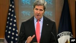 """El secretario de Estado, John Kerry, calificó los ataques en Siria como una """"obscenidad moral""""."""