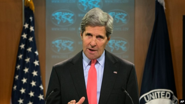 Kerry: Qeveria e Sirisë ka përdorur armët kimike