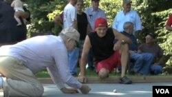 Igra klikerima u mestu Itoil u Kentakiju