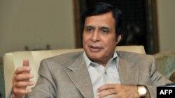 چوہدری پرویز الہی پنجاب اسمبلی کے اسپیکر ہیں جبکہ مسلم لیگ (ق) کے اہم رہنما ہیں— فائل فوٹو