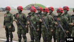 台灣陸軍女子特種部隊