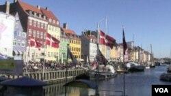 丹麥哥本哈根新港(資料圖片)