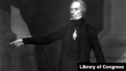 Henry Clay proposed a compromise over the issue of slavery in the United States in 1850
