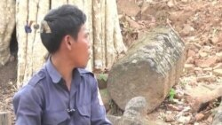 Cambodians Work to Recover Antiquities