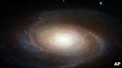 Asal usul bintang-bintang dan galaksi-galaksi akan mulai diselidiki dengan menggunakan teleskop Square Kilometer Array yang akan ditempatkan di tempat terpencil di gurun Australia Barat (foto: Dok).
