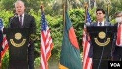ইন্দো-প্যাসিফিক অঞ্চল গড়তেকেন্দ্রভূমি হবে বাংলাদেশ- স্টিফেন ই বিগান