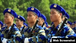 Cảnh sát biển Việt Nam.